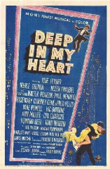 Deep in My Heart 1954 DVD - José Ferrer / Merle Oberon
